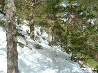 Siete Picos - Valle la Fuenfría; excursiones; rutas por madrid; excursiones cerca de madrid